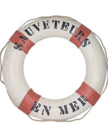 Bouée sauveteur en mer