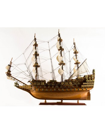 "maquette ""sovereign of the sea"""