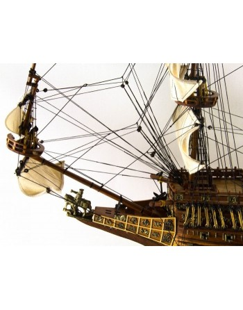 """maquette """"sovereign of the sea"""""""