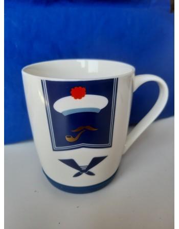 Mug  antidérapant béret de marin