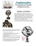 Sphère armillaire taille 3