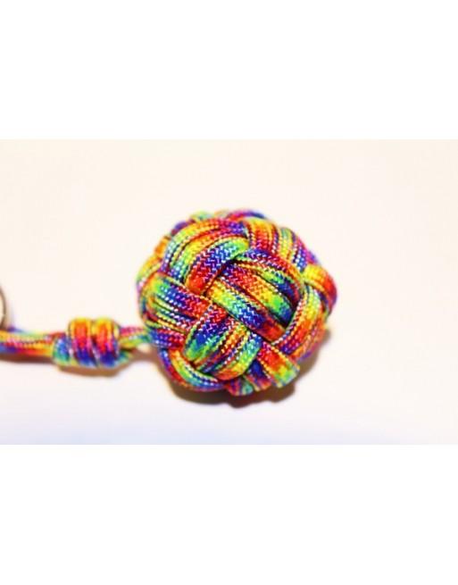 Porte clé touline multicolor