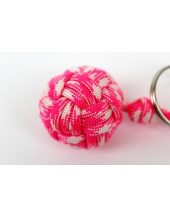 porte clé touline rose