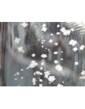 Bouteille tempête baromètre à cristaux