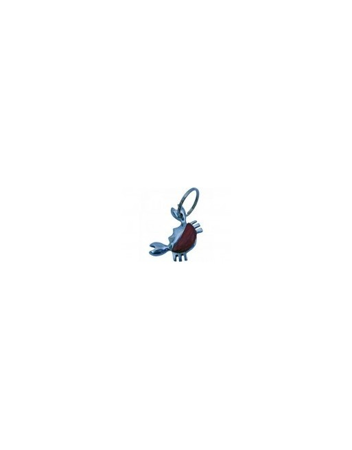 Porte clés crabe