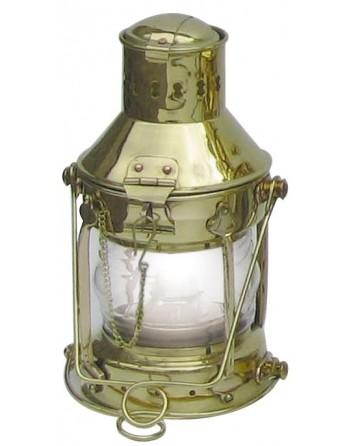 Lampe de mouillage en laiton taille 2