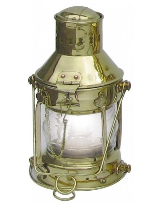 Lampe de mouillage en laiton petit modèle
