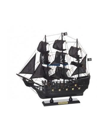 "Maquette bateau pirate ""black pearl"" taille 2"