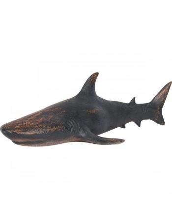 requin en résine