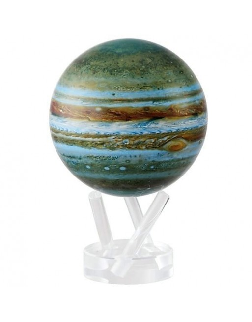 Globe mova Jupiter