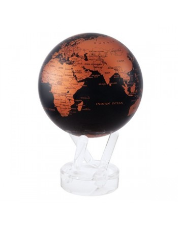 Globe rotatif mova copper